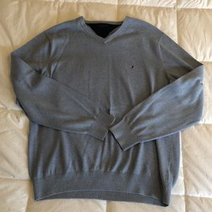 Tommy Hilfiger pullover sweater light blue